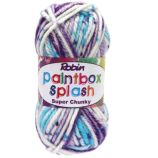 Robin Paintbox Splash Super Chunky