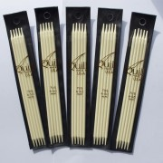 Quill 19 cm Double Point Needles